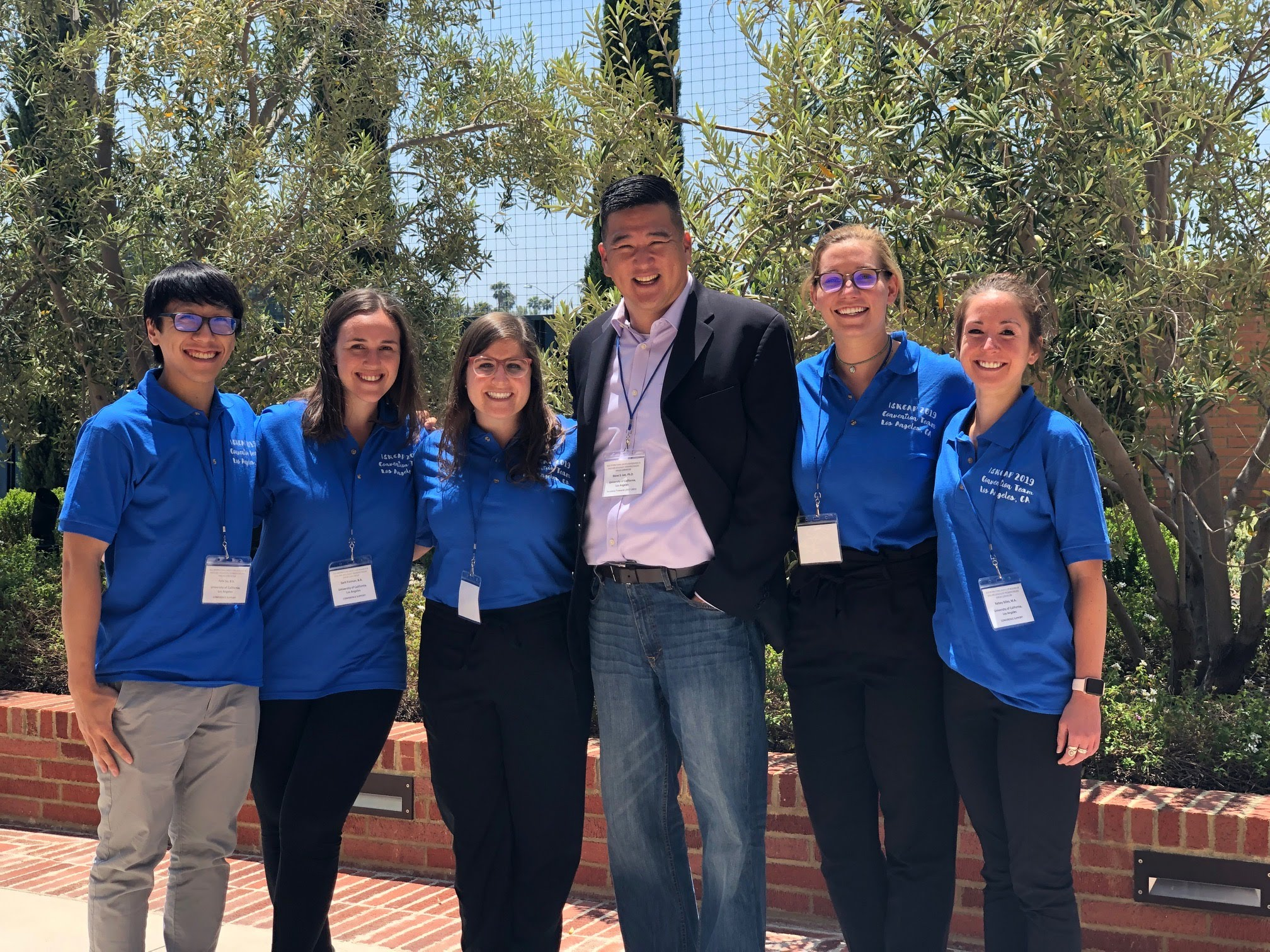 The Lee Lab had the honor of staffing and hosting the 2019 International Society for Research in Child and Adolescent Psychopathology (ISRCAP) at the beautiful Luskin Conference Center at UCLA